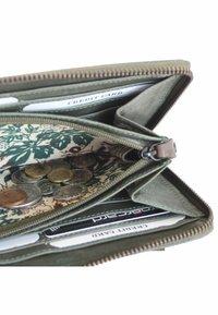 Margelisch - PARIS  - Wallet - mud green - 3