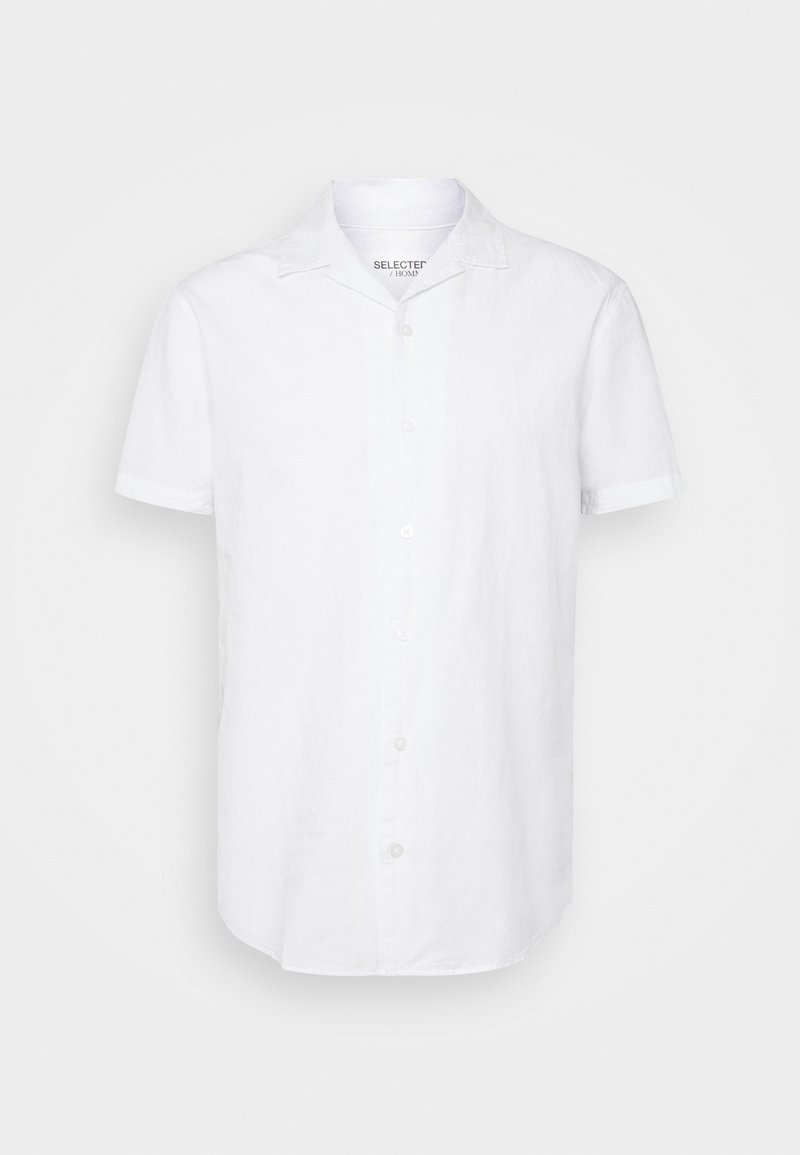 Selected Homme - SLHREGNEW SHIRT RESORT - Shirt - white