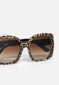 Dolce&Gabbana - Sunglasses - brown/black - 4