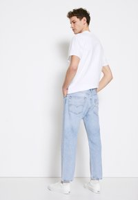 Levi's® - 551Z STRAIGHT CROP - Jeans baggy - dream stone - 3