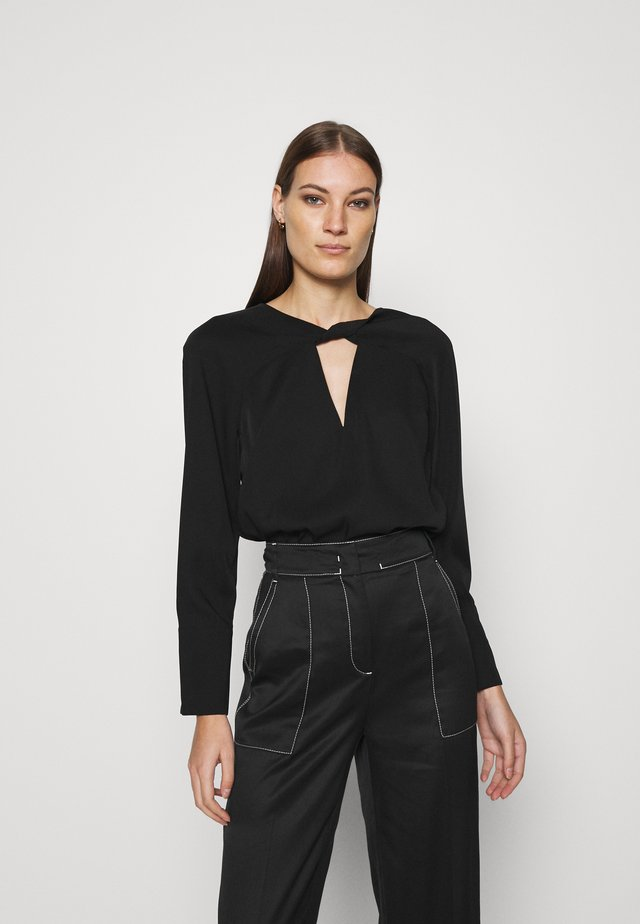 INFERNO - Blouse - black