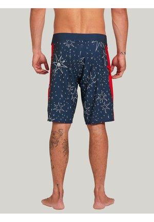 STARS AND STONES MOD 20 BOARDSHORT - Shorts da mare - navy