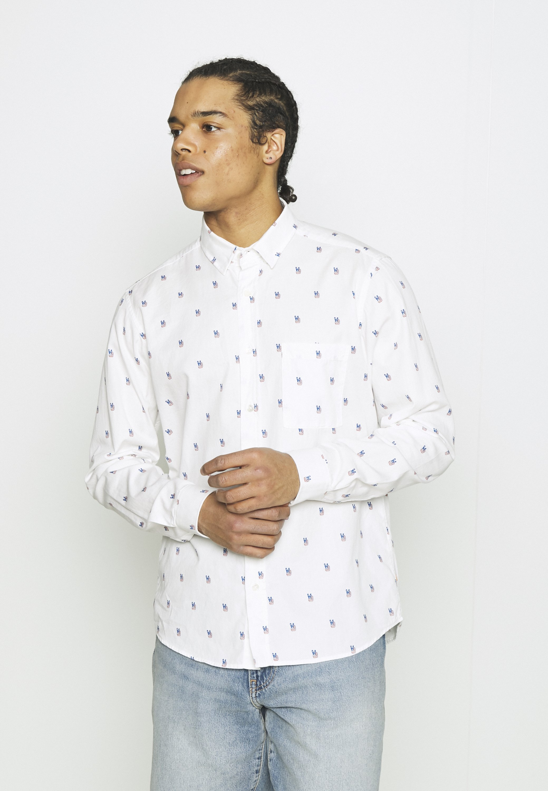 Homme COGNITO PEACE - Chemise