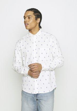 COGNITO PEACE - Shirt - white