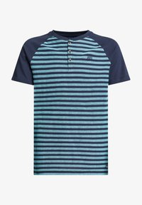 WE Fashion - Print T-shirt - blue - 0