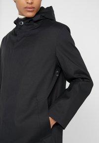 Mackintosh - CHRYSTON - Płaszcz wełniany /Płaszcz klasyczny - black - 3