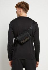 HUGO - WAISTBAG UNISEX - Bum bag - black - 1