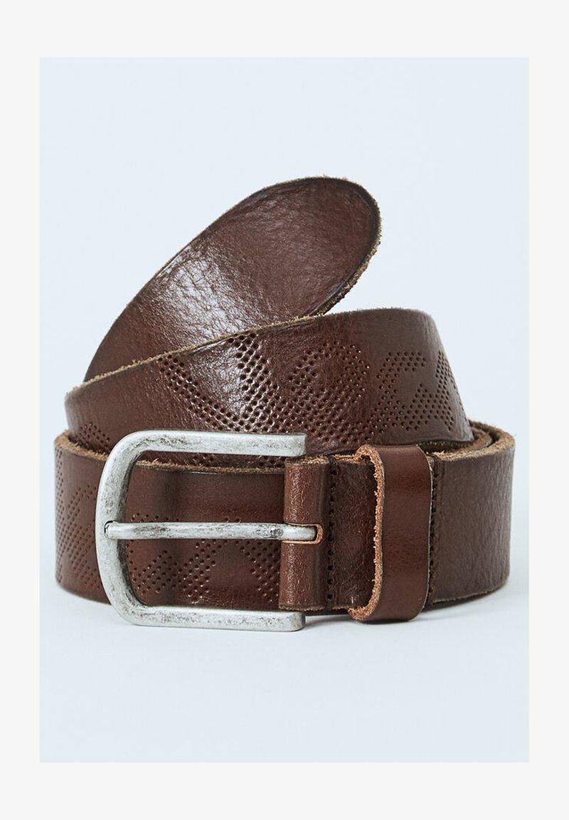 Pepe Jeans - GEORGE - Belt - marrón