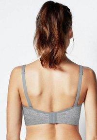 Bravado Designs - Balconette bra - light grey - 1