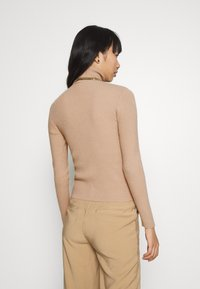 Nly by Nelly - PRIME ROLLNECK - Svetr - beige - 2