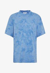 UNISEX GREAT - T-shirt con stampa - blue tie dye