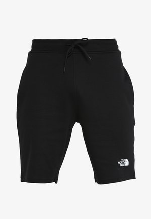 MENS GRAPHIC SHORT  - Sports shorts - black