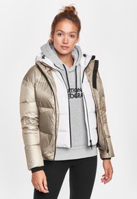 National Geographic - Down jacket - beige - 2