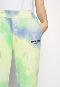 Sixth June - TIE DYE - Tracksuit bottoms - blue - 6
