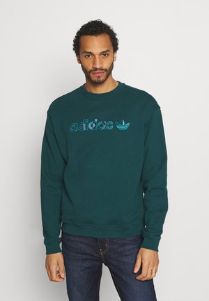 CREW UNISEX - Sweater - wild teal