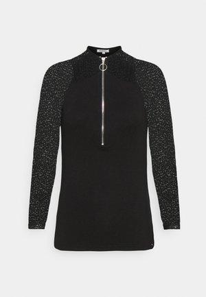 TAMILA - Langærmede T-shirts - noir