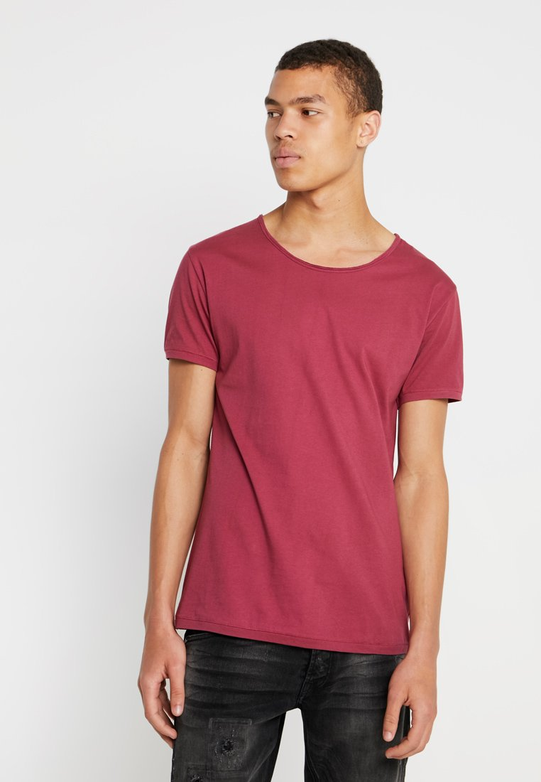 Tigha - WREN - T-shirts basic - red steam