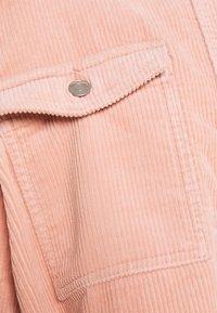 ONLY - ONLMARINA BITTEN LIFE - Summer jacket - misty rose - 5