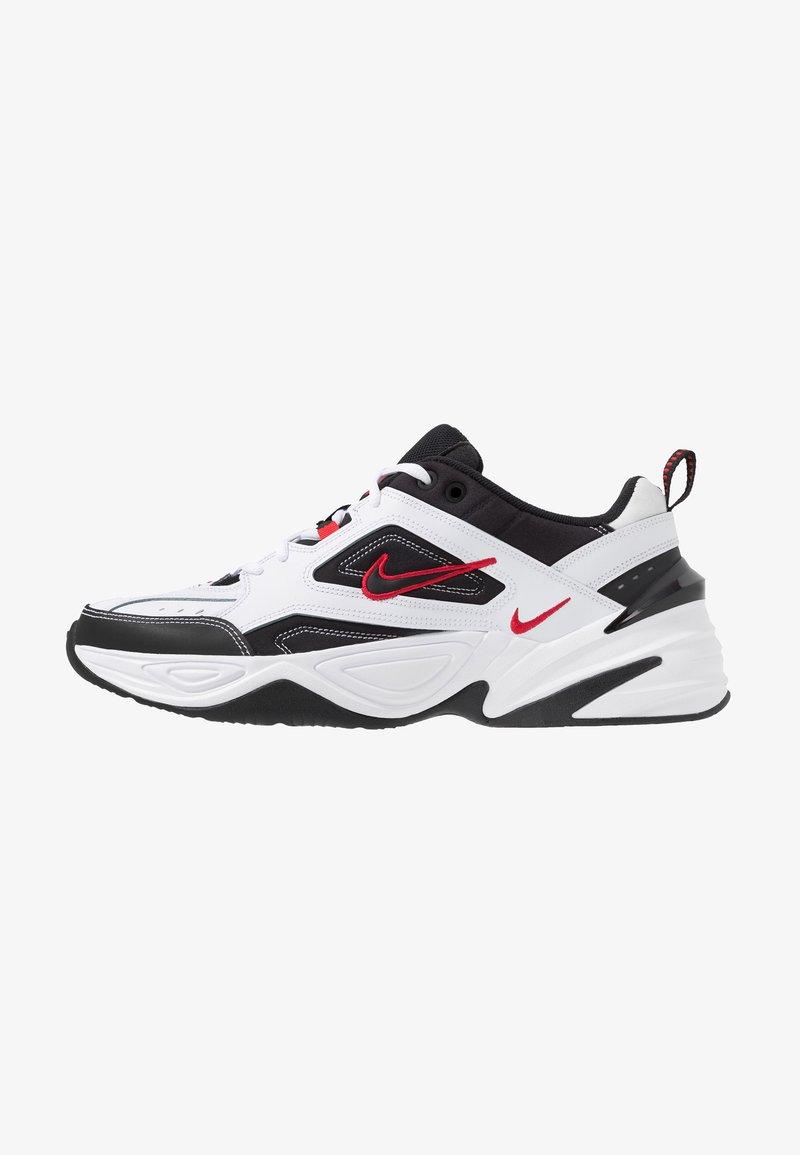 Nike Sportswear - M2K TEKNO - Baskets basses - white/black/university red