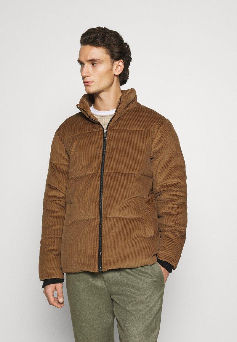 Nominal - JACKET - Winter jacket - tan