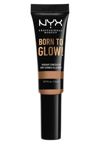 Nyx Professional Makeup - BORN TO GLOW RADIANT CONCEALER - Concealer - 12.7 neutral tan - 1