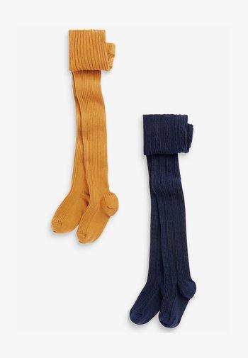 RIB TIGHTS - Knee high socks - multi-coloured