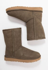 UGG - CLASSIC SHORT - Bottines - eucalyptus spray - 3