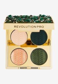 Revolution PRO - ULTIMATE EYE LOOK SO JADED PALETTE - Eyeshadow palette - - - 1