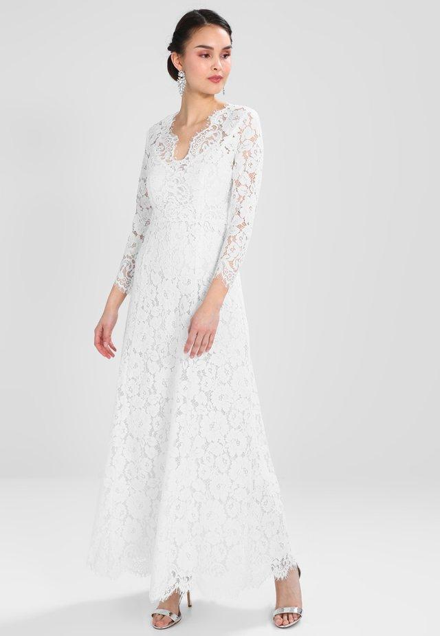 FLARED DRESS - Iltapuku - snow white