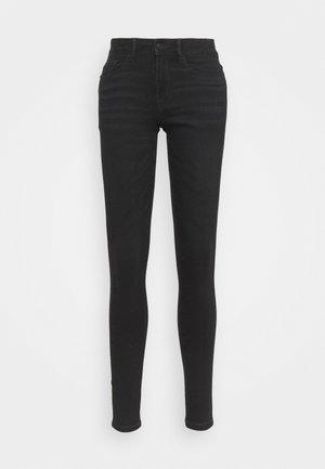 JDYOLGA LIFE SKINNY - Jeans Skinny Fit - grey denim