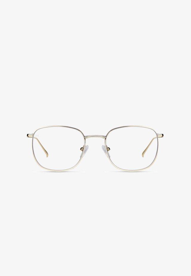 MAIO BLUE LIGHT - Blue light glasses - maio gold