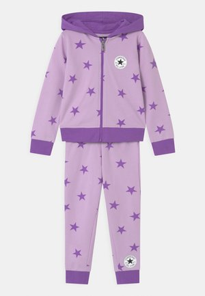 COLOR POP HOODED SET - Trainingspak - lilac mist
