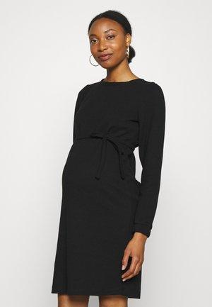 DRESS LS GRANBY - Jurk - black