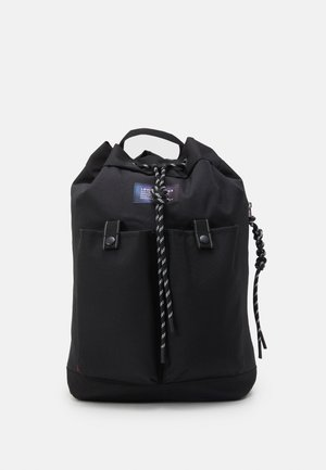NAUTICAL BACKPACK UNISEX - Rygsække - regular black