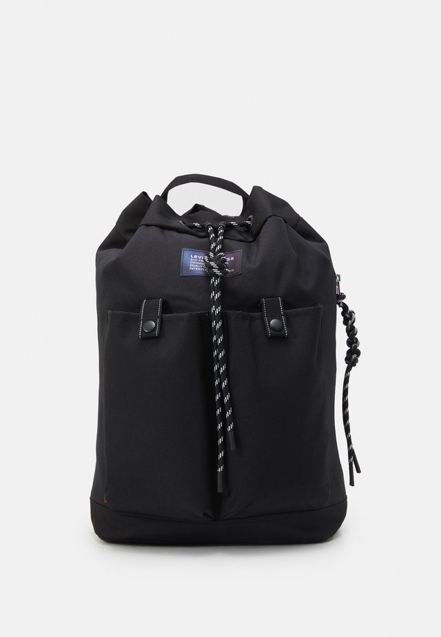 NAUTICAL BACKPACK UNISEX - Rucksack - regular black