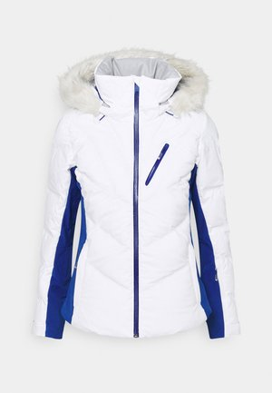 SNOWSTORM - Kurtka snowboardowa - bright white
