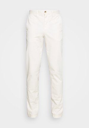 BLEECKER FLEX - Trousers - ivory