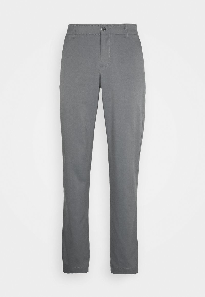 Under Armour - TAKEOVER GOLF PANT TAPER - Chinos - pitch gray