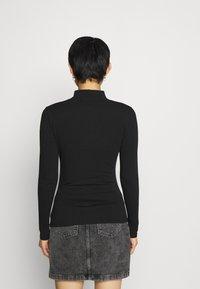 Marks & Spencer London - FUN - Topper langermet - black - 2