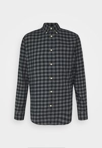 SLHSLIM SHIRT - Skjorta - dark blue