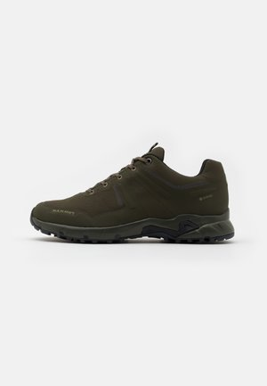 ULTIMATE PRO LOW GTX MEN - Hiking shoes - dark olive/black