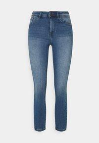 Vero Moda Petite - VMTANYA PIPING - Jeans Skinny Fit - medium blue denim - 4