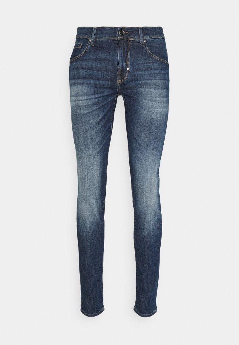 Antony Morato - GILMOUR SUPER SKINNY FIT - Jeans Skinny Fit - blu denim
