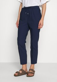 InWear - ZELLA PULL ON PANTS - Kalhoty - ink blue - 0
