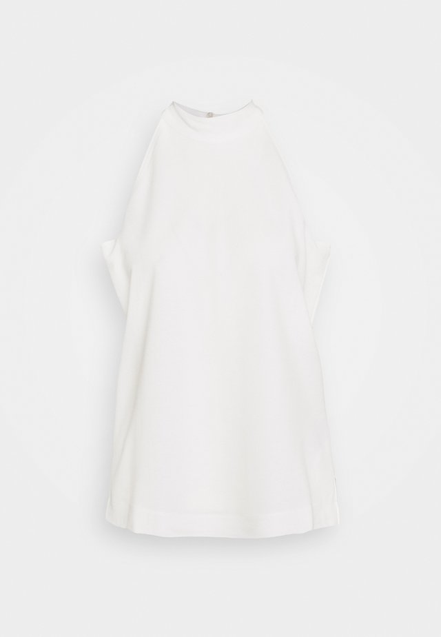 NECKHOLDER - Top - off white