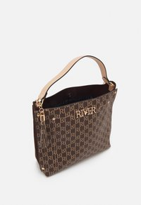 River Island - Håndveske - brown light - 2