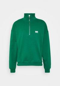 TURTLENECK CLASSIC - Hoodie - evergreen