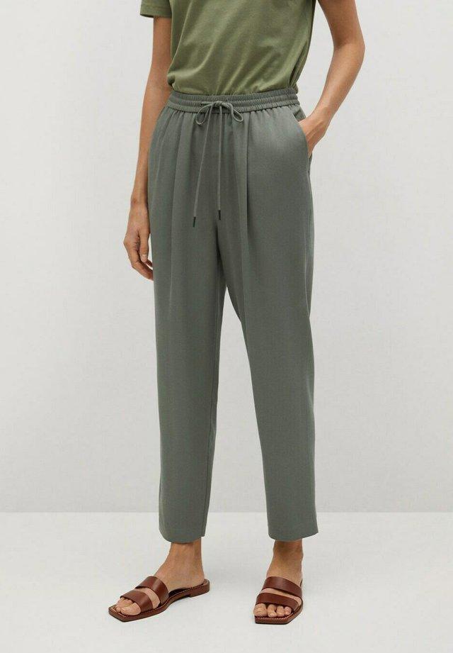 FLUIDO - Pantalon de survêtement - khaki
