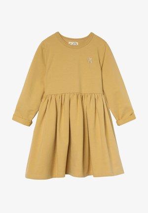 INA TINKERBELL DRESS - Korte jurk - dusty mustard