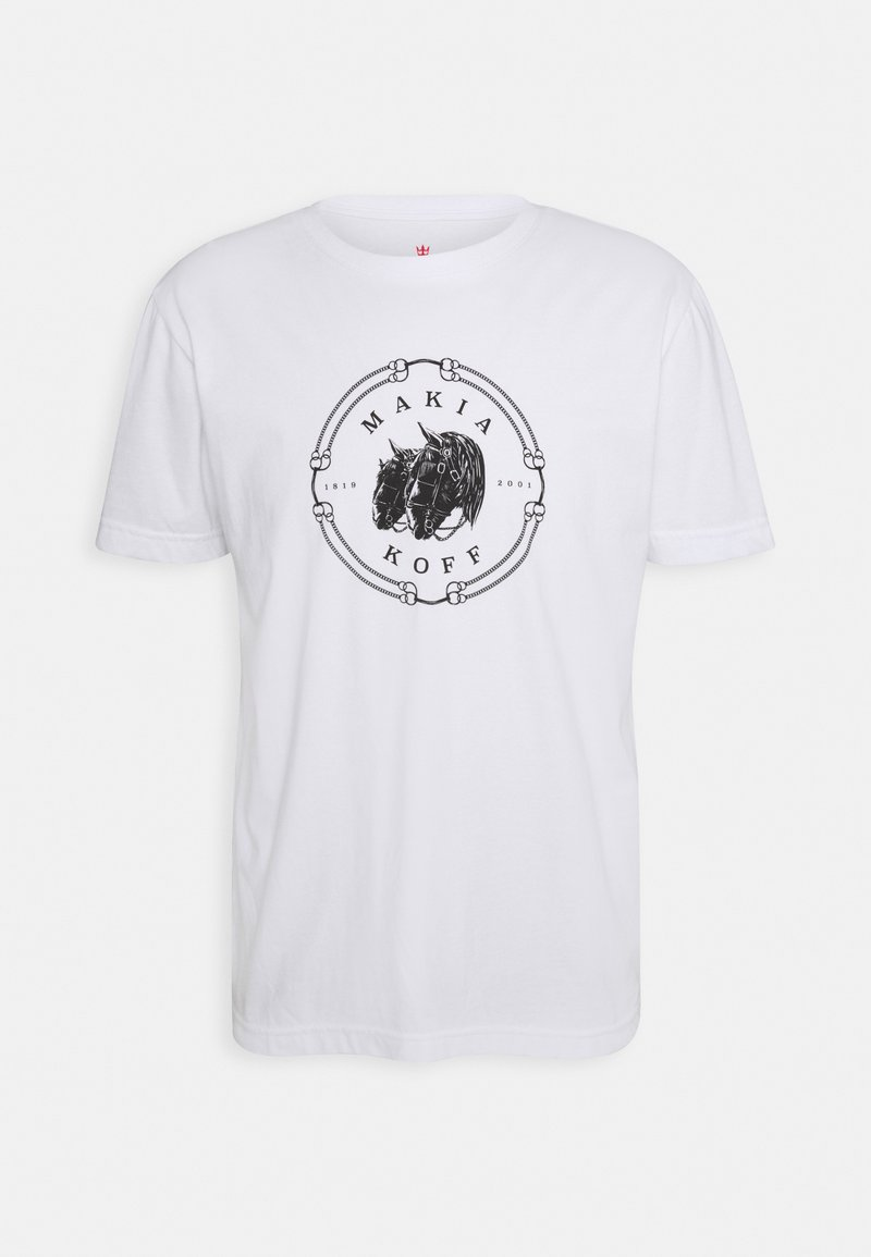 Makia - LUDVIG  - T-shirt print - white
